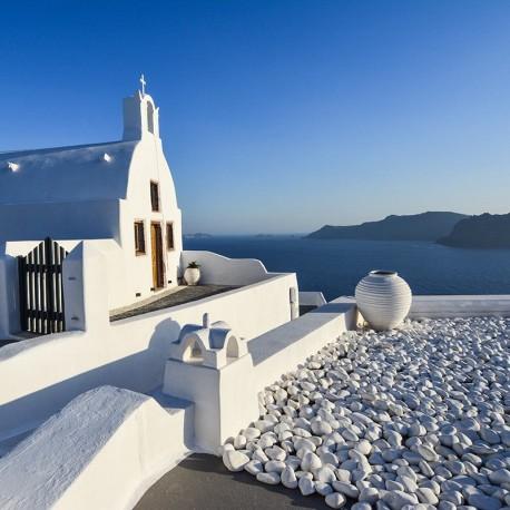 Tour Excursión a Santorini desde puerto Naxos