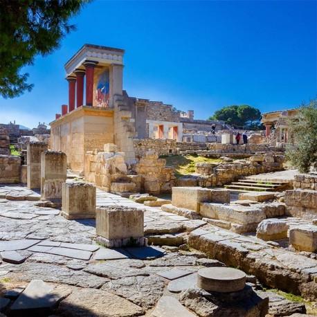 Visita Guiada Privada Palacio Knossos en Español