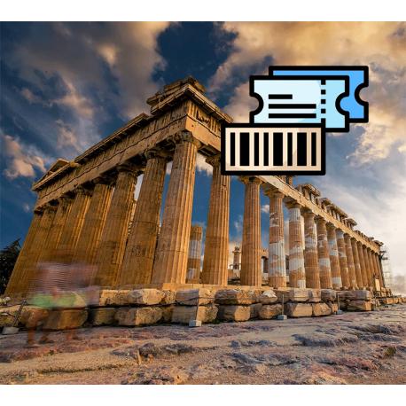 Entradas Acrópolis Atenas