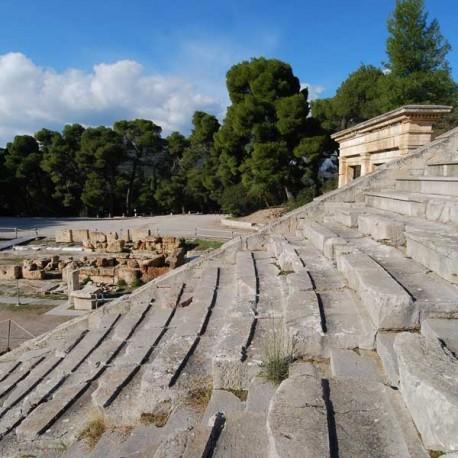 Excursión al Peloponeso Argólida | Teatro de Epidauro
