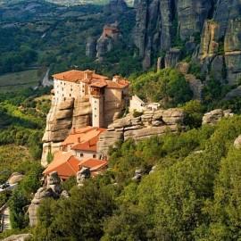 Circuito Tour 2 días Delfos y Meteora - Salida VIERNES