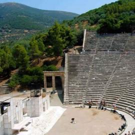 Circuito Tour 3 días Peloponeso y Delfos - Salida MIERCOLES