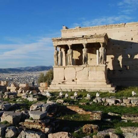 Visita Guiada Acrópolis en Español - Las Cariátides de la Acrópolis