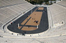 El Estadio de Atenas, estadio Kalimarmaro