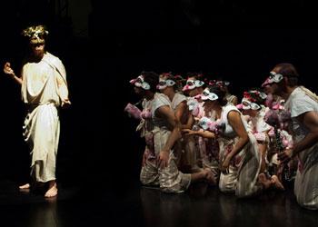 Teatro de Herodion, Atenas