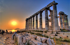 El Cabo Sunio (Sounion)