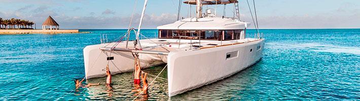 Alquiler Catamarán Grecia