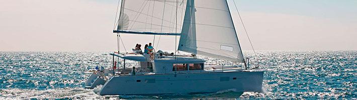 Alquiler Catamarán Islas Griegas