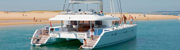 Alquiler Catamaranes en Grecia