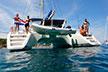 Catamarán Lagoon 470 en Grecia