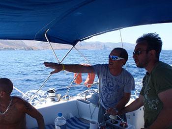 Alquiler de Veleros en las islas griegas