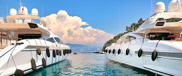 Yates a Motor en Grecia e Islas griegas