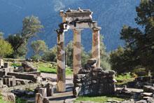 Circuito Cultural Grecia | Santuario de Delfos