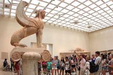 Circuito Tour Cultural por Grecia | Museo de Delfos