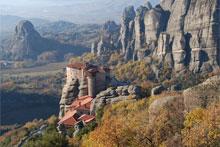 Circuito Grecia Cultural | Meteora