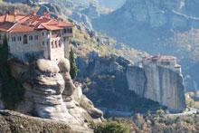 Circuito Cultural por Grecia | Monasterios de Meteora