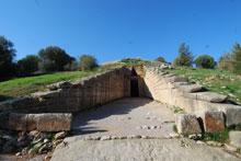 Circuito Cultural Grecia | Tumba de Agamenón