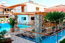 Hotel Neda Olympia, Categoría 3 estrellas