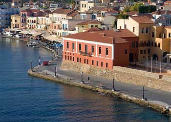 Museo Naval de Chania, Creta