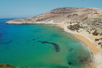 Playas de Isla Gavdos, Creta Grecia