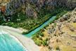Playa de Preveli, Creta