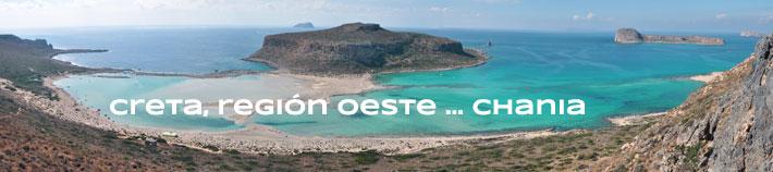 Region de Chania, Creta
