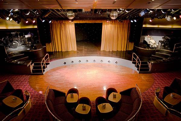 Celestyal Crystal Sala de fiestas