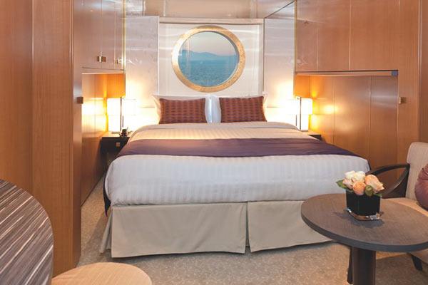 Cruceros Grecia Celestyal Experience camarote exterior