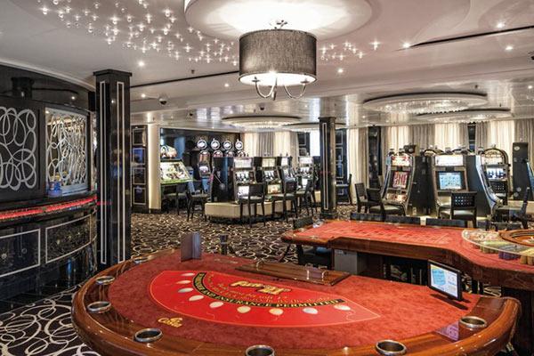Celestyal Experience Casino
