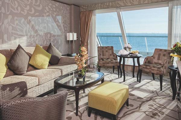 Cruceros Grecia Celestyal Experience Gran Suite