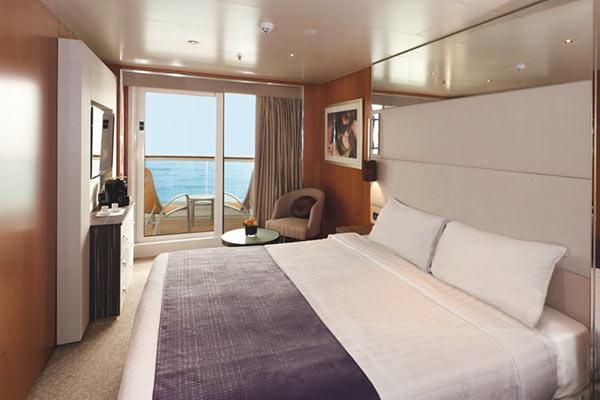 Cruceros Grecia Celestyal Experience Junior Suite