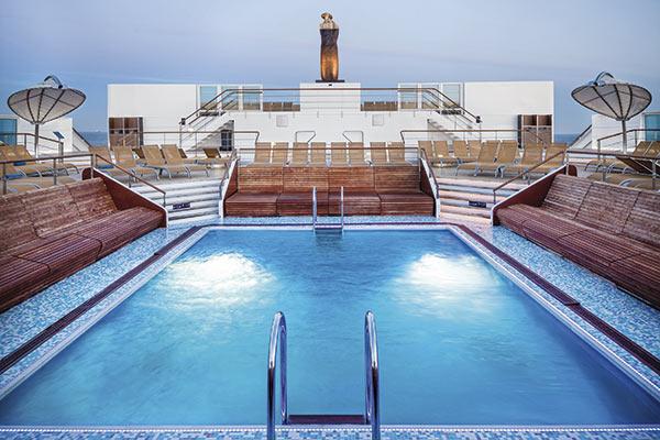 Celestyal Experience Monte Carlo Pool