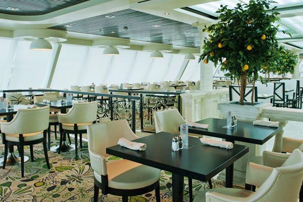 Celestyal Experience Restaurante Giardino