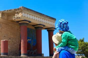 Palacio de Knossos, Creta