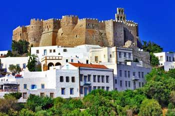 Patmos, Grecia