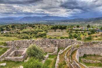 Micenas, Grecia