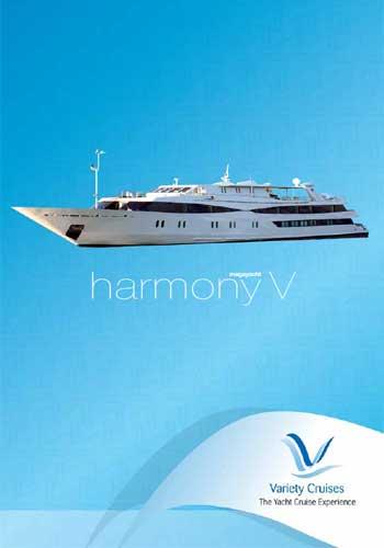 Folleto PDF del Crucero Harmony V | Variety Cruises