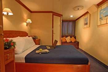 Panorama II (2) | Camarote cabina tipo cama matrimonio
