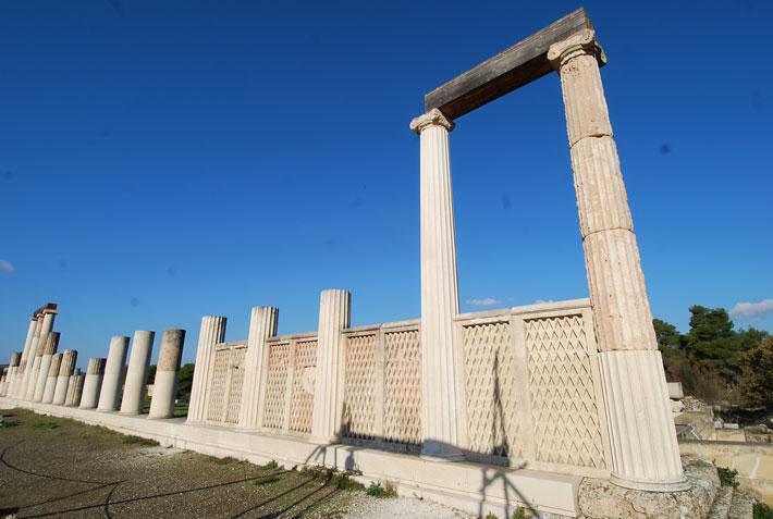 Nuevo Enguimitirion, Epidauro