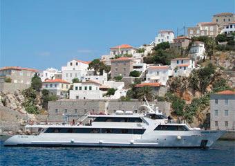 Crucero Islas Sarónico