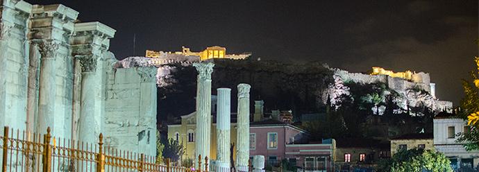 Descubre la noche de Atenas en el barrio de Psiri
