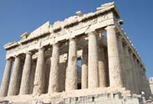 Momumentos de Grecia, Grecia