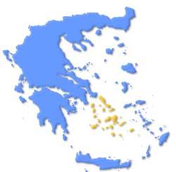 Guía náutica de las islas Cícladas, Grecia