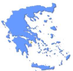 Guía náutica de las islas Sarónicas en Grecia