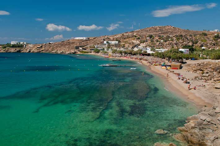 Playas De Mykonos Grecotour