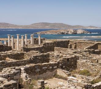 Historia y Mitología de Mykonos