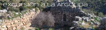 Excursión a la Argolida (Peloponeso) desde Atenas