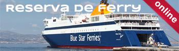 Reserva Billetes ferry en Grecia