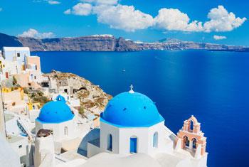 Islas Griegas, Grecia