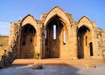 Iglesia del Burgo (tou Bourgou), Rodas